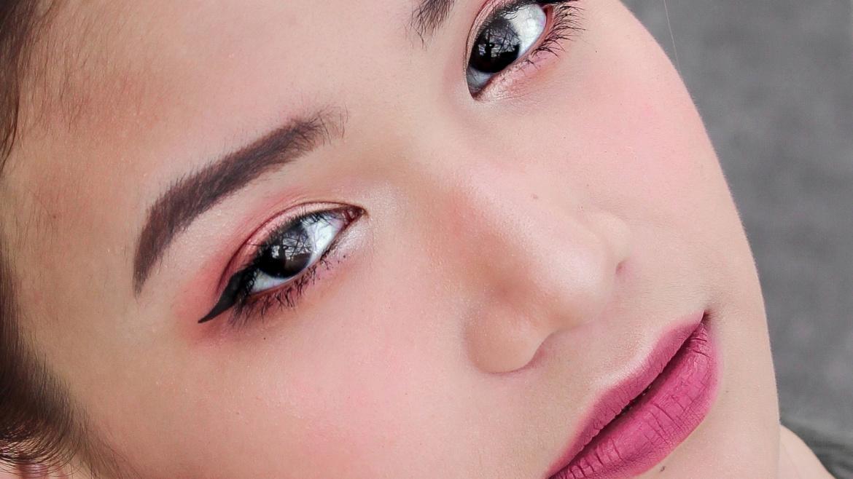 Lèvre menton et sourcils